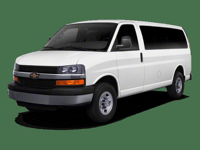 12-Passenger Vans For Rental